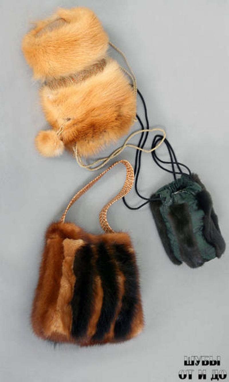 Изделия из кусочков меха своими руками фото